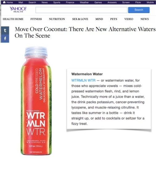 Move Over Coconut: There are New Alternative Waters On the Scene